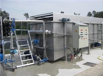 vista unidades de flotación ALPHA