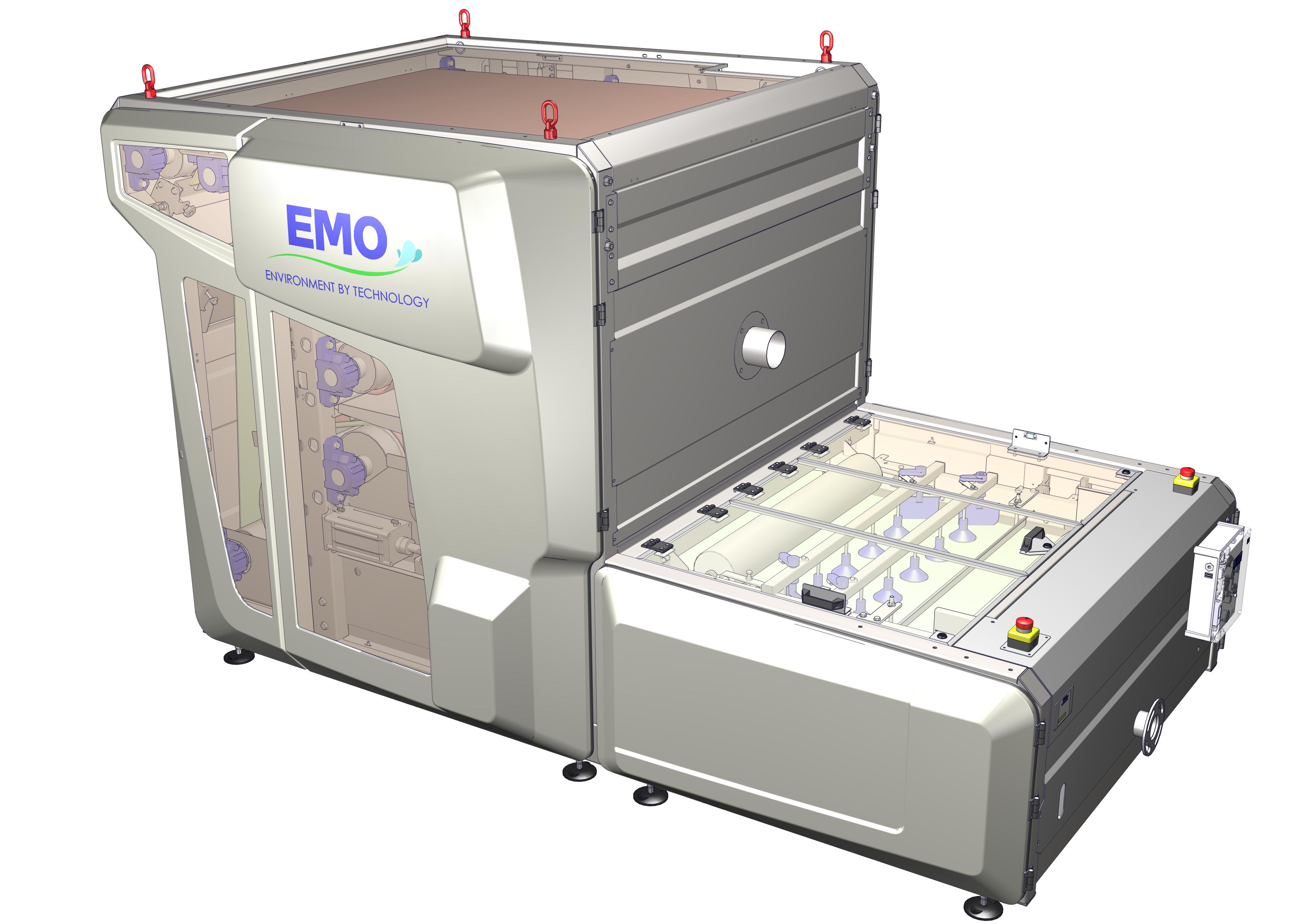 EMO filtre bandes OMEGA NHP